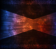 Abstract background. Abstract design, modern technology theme  background. eps10 format Stock Photography