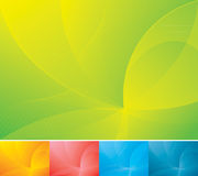 Abstract background. Vector pack (abstract background collection Royalty Free Stock Photo