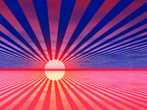 Abstract background. Abstract sunlight background. Sun and sunlights concept Stock Photo