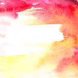 Abstract  background. Watercolor made  multilayer Royalty Free Stock Photography