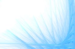 Abstract Background. Abstract blue background with copyspace Royalty Free Stock Image