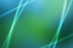 Abstract background. Green blue blurred vector illustration