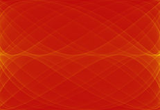 Abstract background. In red and gold royalty free illustration