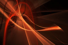 Abstract Background. Abstract fractal illustration for background Stock Photos