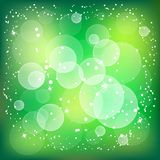 Abstract background. Beautiful abstract background texture with bokeh effect Royalty Free Stock Photos