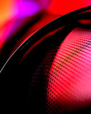 Abstract Background. Abstract design of screen,glass and colored gels Royalty Free Stock Photos