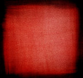 Abstract background. Abstract red background with black frame Stock Photography