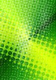 Abstract background. Halftone texture, green abstract background Royalty Free Stock Photography