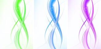 Abstract background. Decoration design fantasy futuristic stock illustration