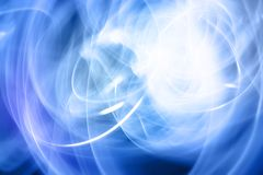 Abstract background. Abstract blue and white background stock illustration