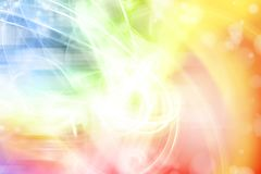 Abstract background. Colorful abstract background. Copy space Royalty Free Stock Photography
