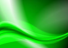 Abstract background. Abstract green background montage design vector Royalty Free Stock Photography