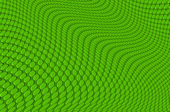 Abstract background. Illustration green Stock Image