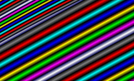 Abstract background. Abstract colorful background with strips -- illustration Stock Photo