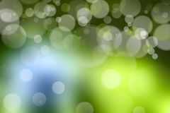 Abstract background. Abstract green color space background Stock Photos