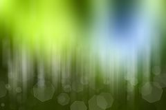 Abstract background. Abstract green color space background Royalty Free Stock Images