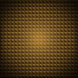 Abstract background. Abstract geometric seamless brown background stock illustration