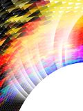 Abstract background. Vector abstract background, EPS 10 with transparency Stock Images