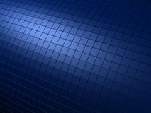 Abstract background. 3d rendered illustration of a blue abstract background Royalty Free Stock Photo