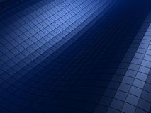 Abstract background. 3d rendered illustration of an abstract blue background Royalty Free Stock Photos