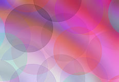 Abstract background. Abstract christmas background, bokeh illustration Royalty Free Stock Photos