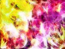 Abstract background. The abstract background reminds fire, smooth lines well will be suitable for a decor and design vector illustration