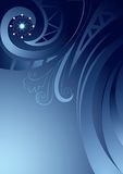 Abstract background. Abstract Christamas background with star Royalty Free Stock Images