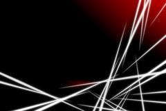 Abstract background. With white lasers light royalty free illustration
