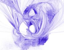 Abstract background. As magic of life stock illustration