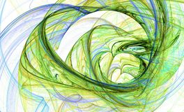 Abstract background. As magic of life royalty free illustration
