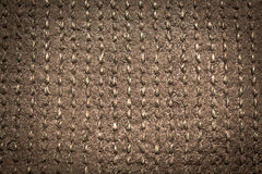 Abstract background. From plastic rope knit cloth stock image