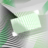 Abstract background. Place for text, vector without gradient Royalty Free Illustration