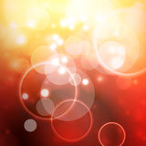 Abstract background. Vector illustration of glowing glitter background Royalty Free Stock Photos