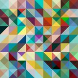 Abstract background. Based on rectangular forms vivid colors Royalty Free Stock Photos