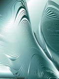 Abstract background. Stylized waves, place for text Vector Illustration