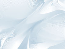 Abstract background. Stylized waves, place for text Royalty Free Stock Image
