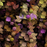 Abstract background. Abstract floral background, computer generated Stock Photo