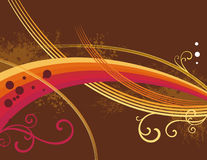 Abstract background stock illustration