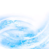 Abstract background. From pieces of melting ice Royalty Free Stock Photography