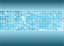 Abstract background. Made from squares vector illustration
