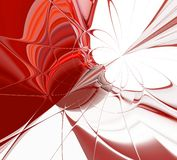 Abstract background. Modern 3D rendered fractal design(abstract background Stock Images