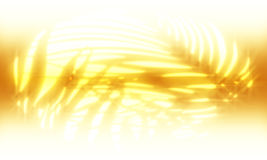 Abstract background. Abstract wavy style golden background Royalty Free Stock Photo