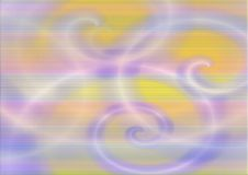 Abstract background. Abstract spiral background Royalty Free Stock Images