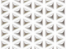 Abstract background. Abstract style background white repeating pattern Royalty Free Stock Photography