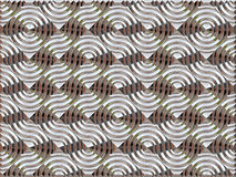 Abstract background. Highly detailed abstract chrome background Royalty Free Stock Photography