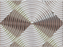 Abstract background. Highly detailed abstract chrome background Stock Images