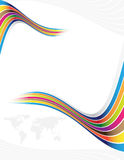 Abstract background. With place for your text Royalty Free Stock Photo
