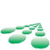 Abstract Background. Company Logo Design -Vector Art stock illustration