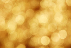 Abstract background. Of holiday lights Royalty Free Stock Photography