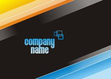 Abstract background. For company identity Stock Image
